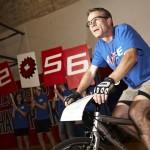 Inside ride cancer fund raiser 2012